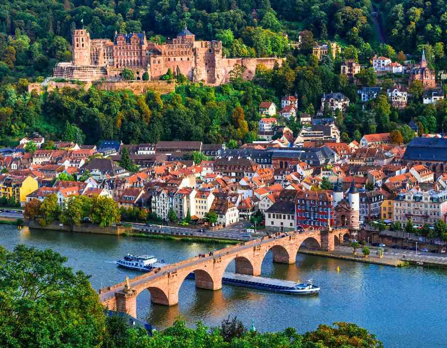 Heidelberg ter Beek Reizen