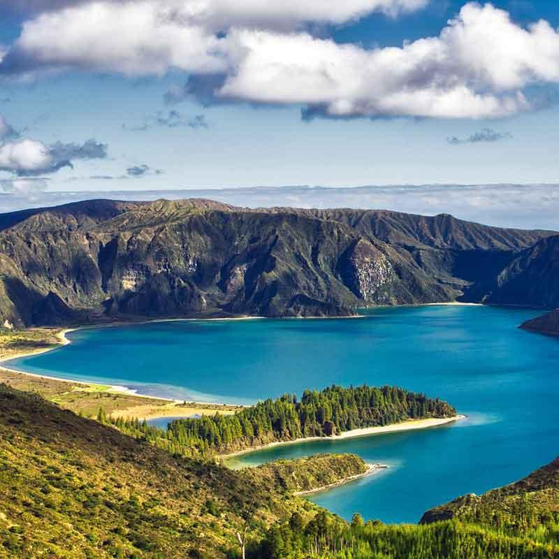 Ga naar de Azoren met ter Beek Reizen