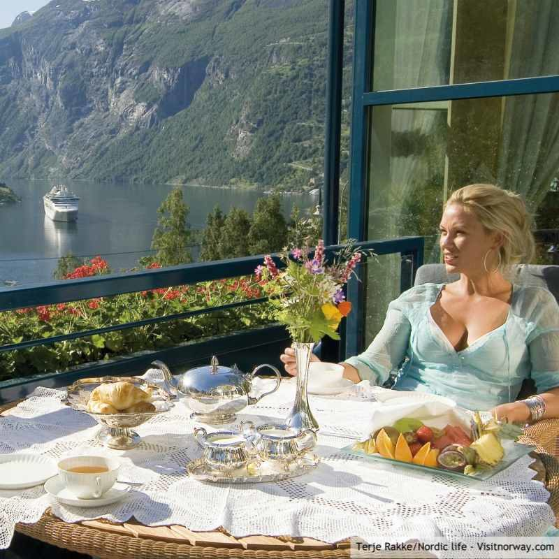 Rondreis per bus door Noorwegen met ter Beek Reizen