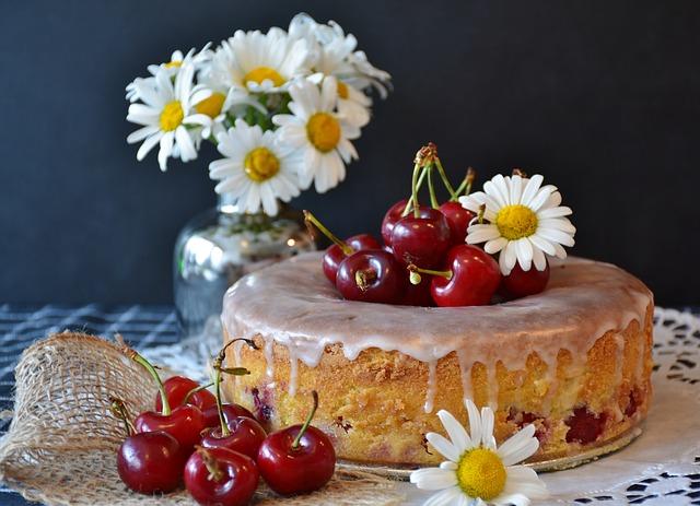 Geniet van een heerlijk gebak van ter Beek Reizen.