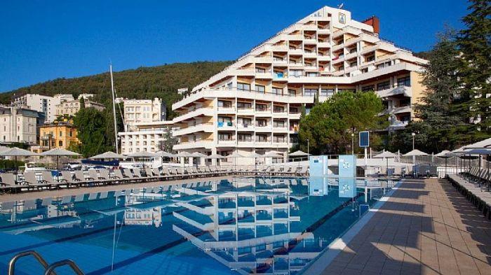 Hotel Admiral Opatija ter Beek Reizen