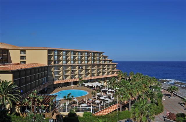 Het hotel op Madeira ter Beek Reizen