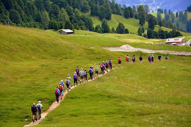 Ga mee wandelen in de Bergen met ter Beek Reizen