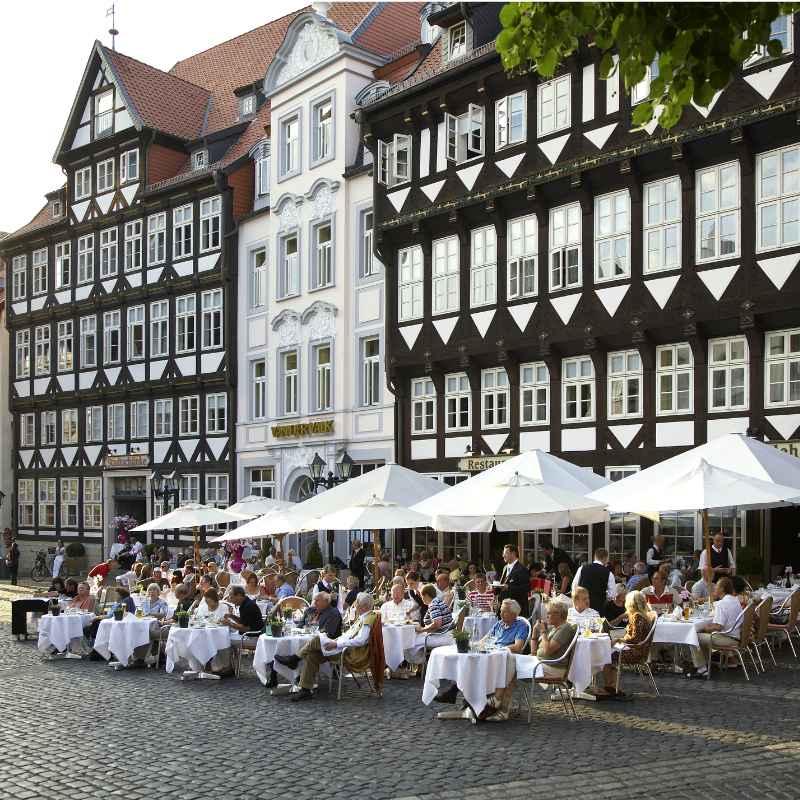 5-daagse busreis Hildesheim ter Beek Reizen