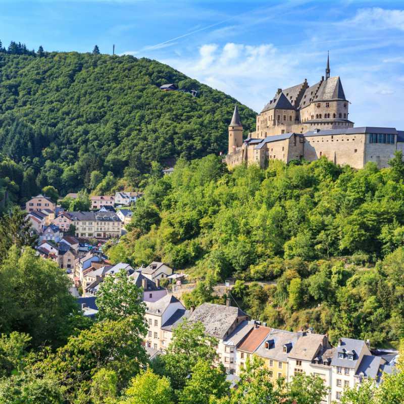 5-daagse busreis Luxemburg ter Beek Reizen