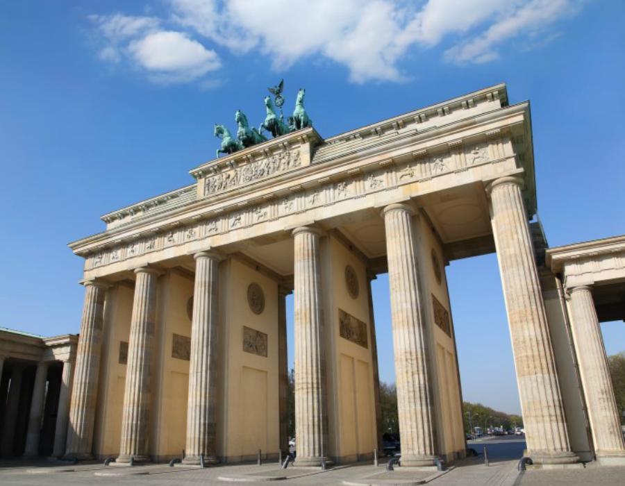 Brandenburger Tor Berlijn busreis ter Beek Reizen
