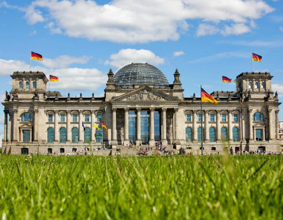 Bundestag Berlijn busreis ter Beek Reizen
