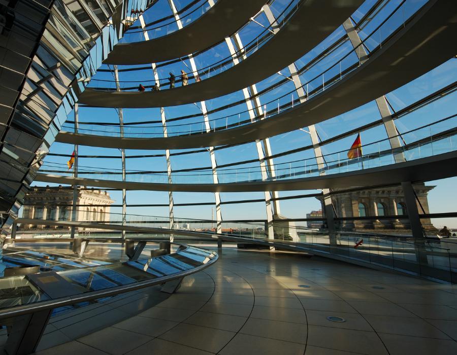 Bundestag busreis Berlijn ter Beek Reizen