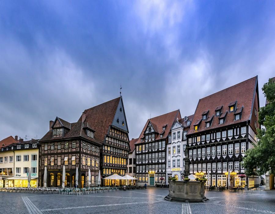 Busreis-Hildesheim-ter-beek-reizen-marktplein-gallery