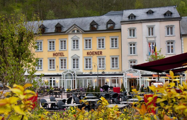 Hotel Koener Clervaux busreis Luxemburg ter Beek Reizen