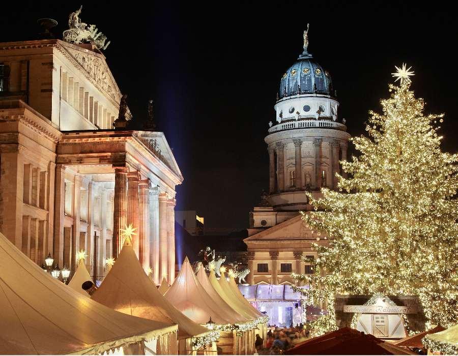 Kerstmarkt Berlijn driedaagse busreis ter Beek Reizen