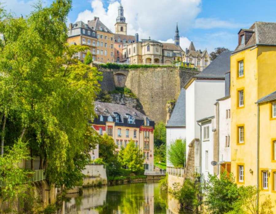 Luxemburg busreis ter Beek Reizen