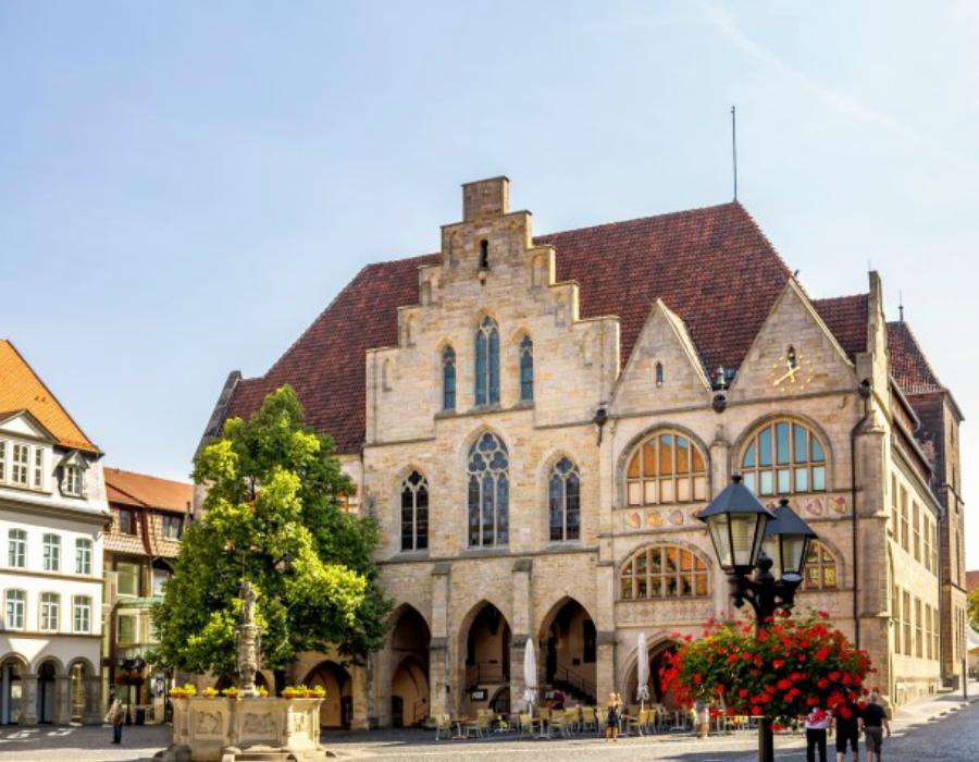 Rathaus Hildesheim 5-daagse busreis ter Beek Reizen