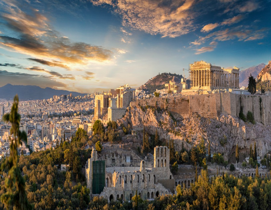 Vliegreis-rondreis-Griekenland-ter-beek-reizen-stad-athene-gallery