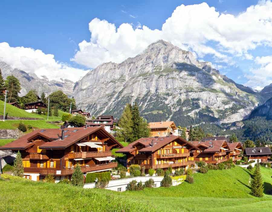 Busreis Davos met Zwitserse treinen via ter Beek Reizen