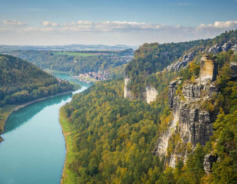 Busreis Dresen Saechsische Schweiz met ter Beek reizen