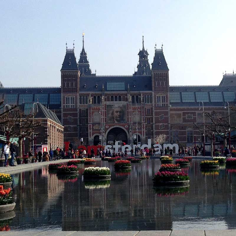 Dagtocht Amsterdam en het Rijksmuseum per luxe touringcar met ter Beek Reizen