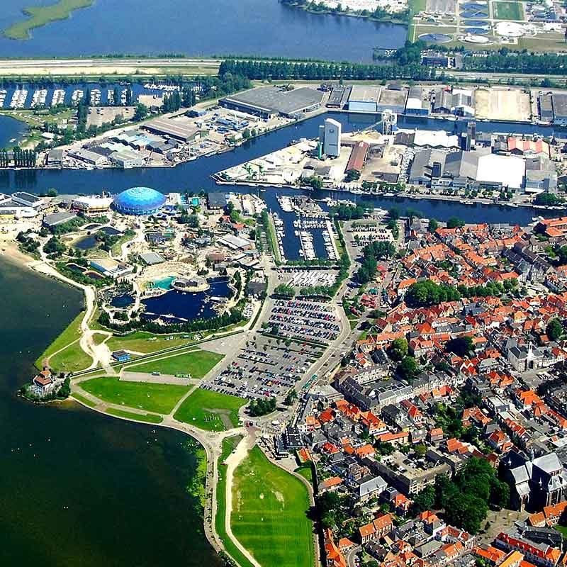 Dagtocht Harderwijk en Palingmuseum per touringcar met ter Beek Reizen