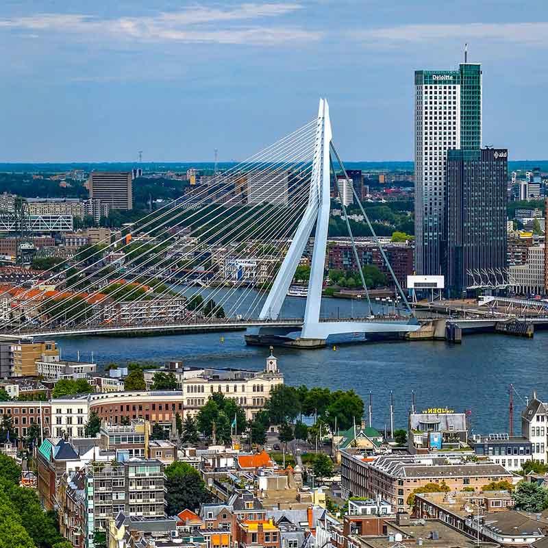 Een dagje Rotterdam met ter Beek Reizen.